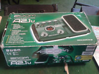 ZOOM-A2.1u Acoustic Effects Pedal