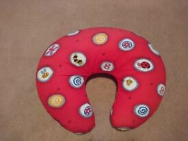 Baby/mother support cushion