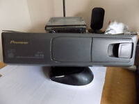 PIONEER CDX-P25 6 DISC MULTI-CD PLAYER - EXC' CONDITION!