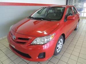 2012 Toyota Corolla TOUT ÉQUIPÉ SEULEMENT 49,000 KM