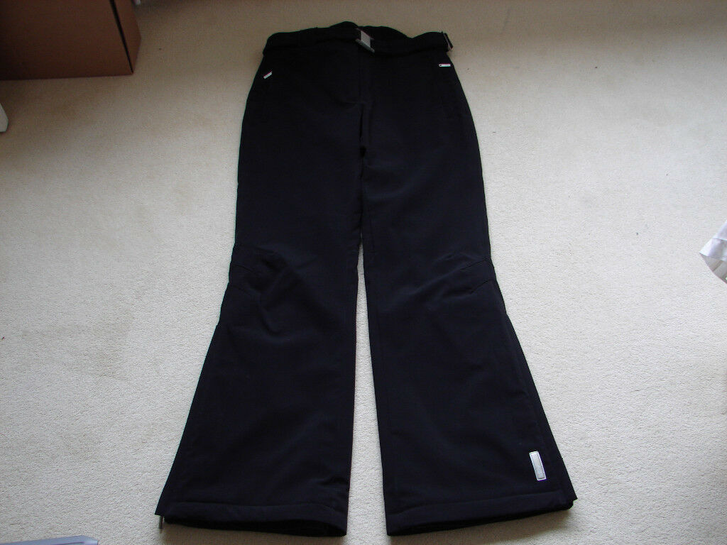LADIES BLACK KILLY SKI TROUSERS - SIZE 12  fca57345f