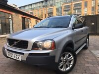 VOLVO XC90 2.4 TD D5 S GEARTRONIC AUTO DEISEL **7 SEATER**1 OWNER**FULL HISTORY**