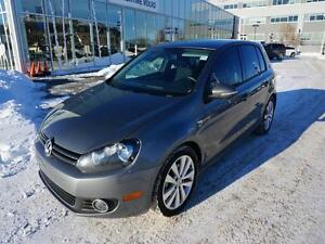 2013 Volkswagen Golf 2.5L 4-Door
