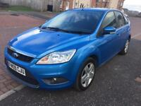 2009 Ford Focus 1.6 Style Supplied with 1 Year MOT! Only 1 Owner From New! 2 Keys!