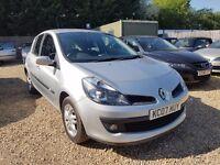 2007 Renault 1.5dci DIESEL Manual 5 Door +PERFECT RUNNER £30 ROAD TAX
