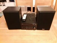 Yamaha mini hifi with Gale speakers