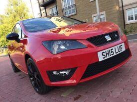Seat Ibiza FR Black Edition 1.4TSI 5-door