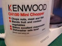 Kenwood Mini Chopper CH100