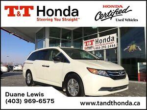 2015 Honda Odyssey LX *No Accidents, Bluetooth, Back-up Camera*
