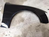 Audi A5 coupe/convertible drivers side wing in black