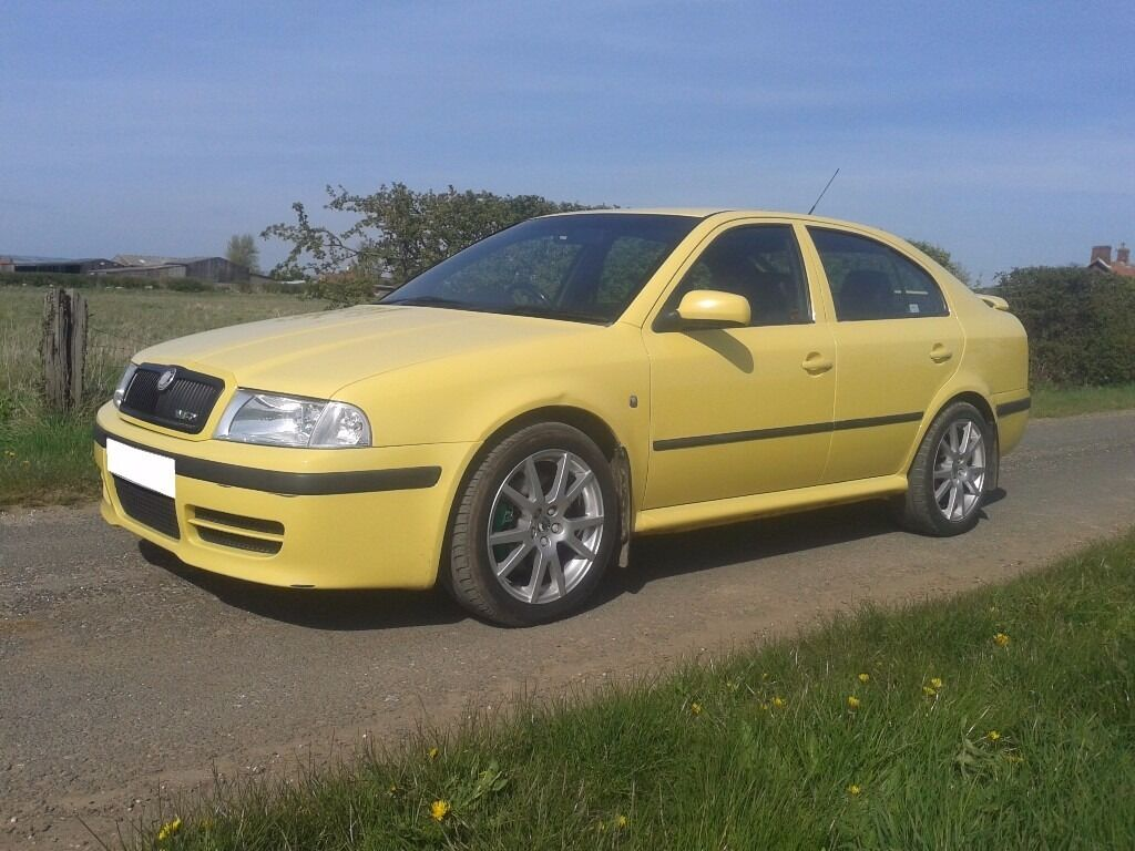 skoda octavia vrs turbo yellow mot 2017 in norton north yorkshire gumtree. Black Bedroom Furniture Sets. Home Design Ideas