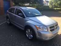 Dodge Caliber 1.8 S 5dr 2008 Silver 42,000 miles NX08 RVZ