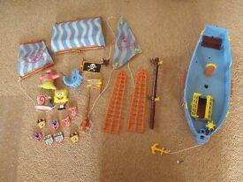 Spongebob Pirate Ship