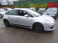 Citroen C4 Exclusive HDI,5 door hatchback,FSH,full MOT,nice clean tidy car,runs and drives nicely