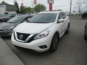 2016 Nissan Murano SL | AWD | NAV | Leather | Super LOW KMS