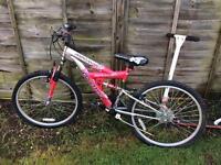 Assorted kids bikes