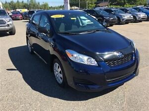 2014 Toyota Matrix 1.8 FWD  ONLY $135 BIWEEKLY 0 DOWN!