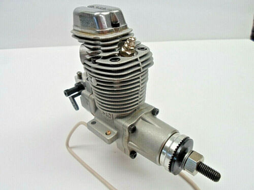 Enya .46-4C II 4 Stroke Radio Control Glow Engine New-In-Box.