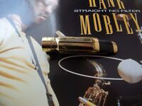 EARLY 1980s GREAT PLAYING OTTO LINK STM 6* TENOR SAXOPHONE MOUTHPIECE, MORGAN FRY REFACE.