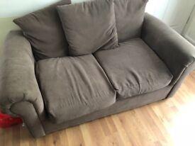 FREE two 2 seater sofas
