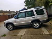 1998 landrover discovery 2 td5