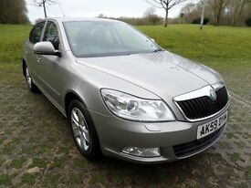 2009 SKODA OCTAVIA 1.9TDI ELEGANCE*FULL HISTORY*FINANCE AVAILABLE*