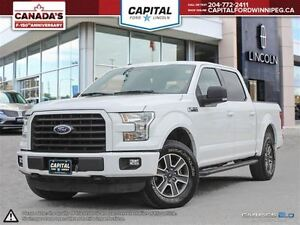 2015 Ford F-150 XLT Sport **Remote Start-Rear Cam-Heated Seats**