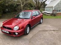 Subaru Impreza 2l GX