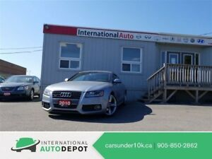 2010 Audi A5 2.0T | S-LINE | PANO ROOF | PADDLE SHIFT