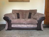 DFS sofa suite 3 + 2 + foot stool