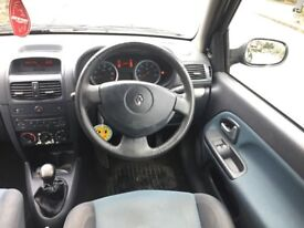 Renault Clio 1.2 Campus Sport 3dr Man 2006 (06 Reg) - Ideal 1st Time car new MOT Price £1150
