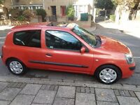 Renault Clio Diesel 1.5dci For Sale-Brilliant runabaout,Low Tax