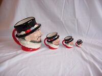 ROYAL Doulton Character Jugs Beefeater
