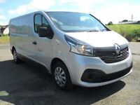 RENAULT TRAFIC 2.9T LWB BUSINESS + MODEL 115 BHP 15 PLATE *** NEW SHAPE ***
