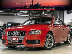 2012 Audi S5 V8|NAVI|PADDLE SHIFTERS
