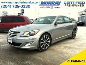 2012 Hyundai Genesis 5.0L R-Spec *Nav* *Backup Cam* *Heat Leathe