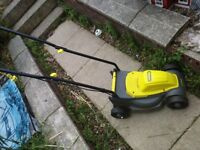 Lownmower harldy used