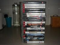 100 ps3 games