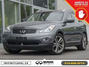 2015 Infiniti QX50 AWD Sunroof Cuir-Chauffant GPS Bluetooth