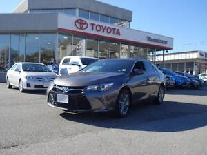2015 Toyota Camry Toyota Certified