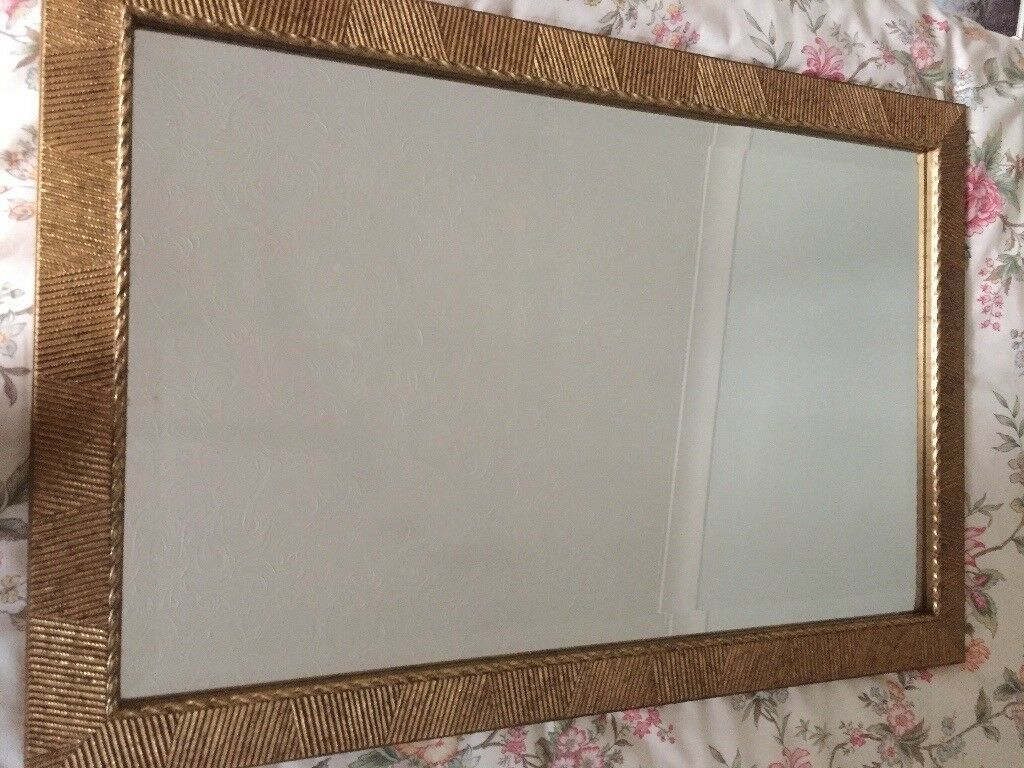 Oblong Mirror.
