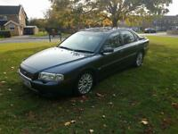 Volvo S80 2.4 D5 Automatic in metallic grey. Overall clean condition, with full service history.