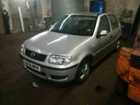 Volkswagon Polo 1.0 - Spares or Repairs - still drives