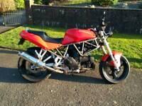 Ducati 750SS Desmo Streetfighter