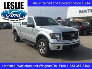 2014 Ford F-150 FX4 | One Owner | Hard Tonneau Cover