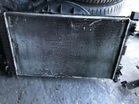 02 03 05 MERCEDES C CLASS C10 C200 C220 ALL WATER AND AIRCON RADIATOR AVALIABLE