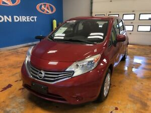 2014 Nissan Versa Note 1.6 SV GAS SAVER, HATCHBACK