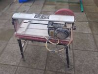 TILE CUTTER USED WORKS PERFECT