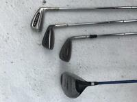 4 Golf Clubs