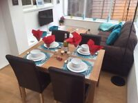 Lovely room available in newly refurbished house